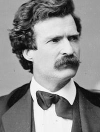Blogging Like Mark Twain