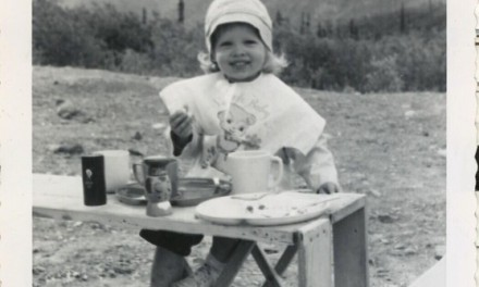 How I Became a Happy Camper