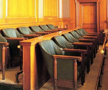 The Last Living Juror in San Francisco