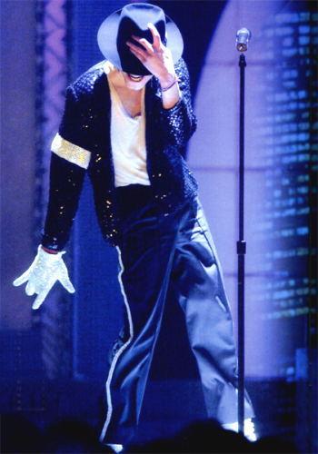 Michael Jackson is…Michael Jackson Ain't