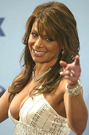 In Which It is Revealed: I Am the New Paula Abdul