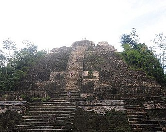 Going Maya