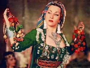 Yma Sumac: Inca Princess Diva of Lounge