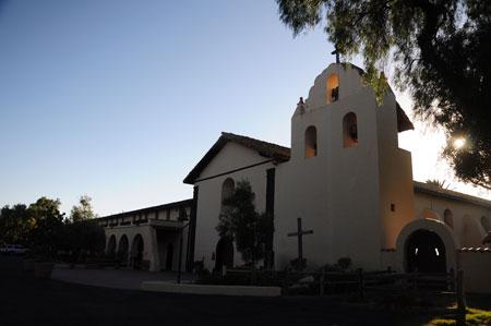 Mission Santa Ynez