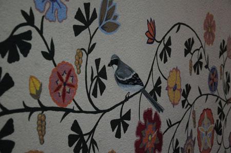 native artwork at San Luis Obispo