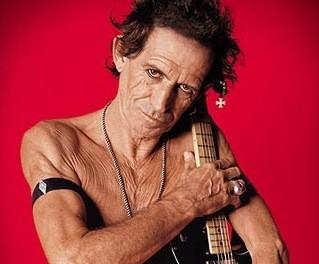 Keith Richards, My Imaginary Friend