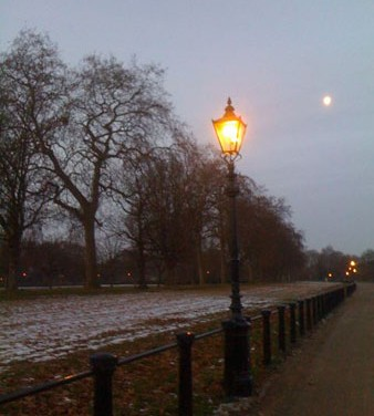 Hyde Park Hustle