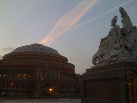 Albert Memorial and Albert Hall