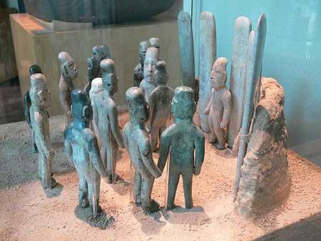 Olmec art grouping