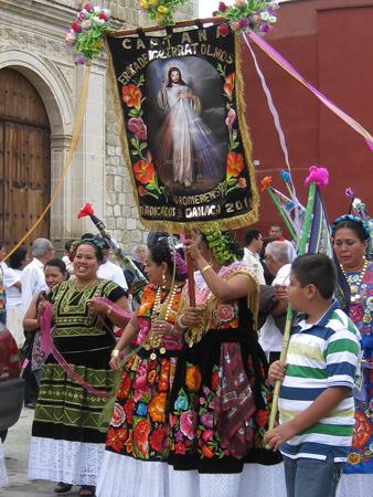 oaxacan parade