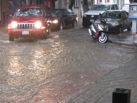 oaxacan rainstorm