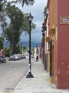 Oaxacan Street Scenes