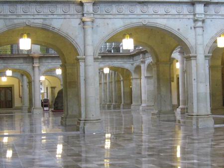Palacio del Gobierno, Oaxaca