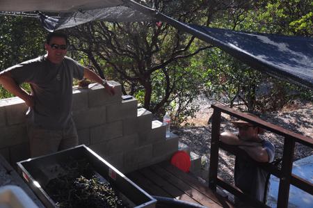 israeli style canopy