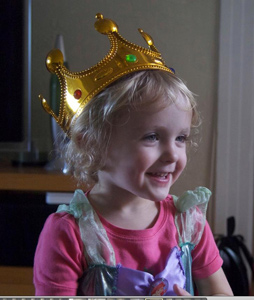 For a Dancer: Amelia May Turns Three