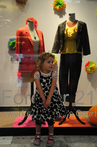 Travels with a Toddler Fashionista