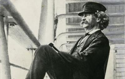 The Mark Twain Cure