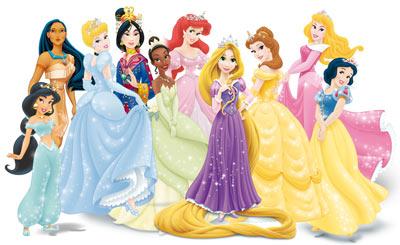 It's a Princess World!