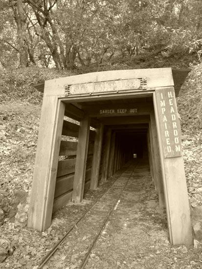 San Cristobal Mine, Almaden Quicksilver Park