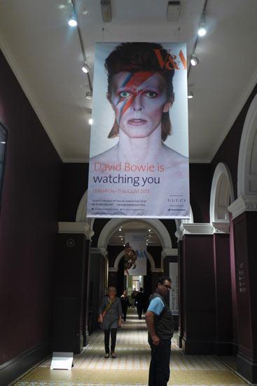 David Bowie V&A