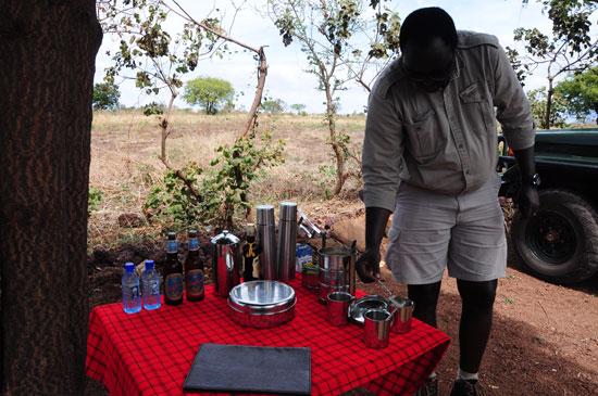 tea in Africa
