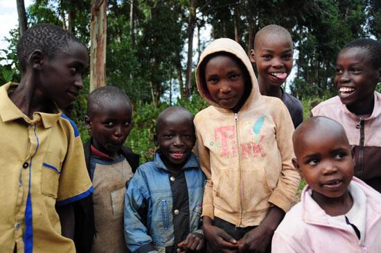 Uganda funny faces