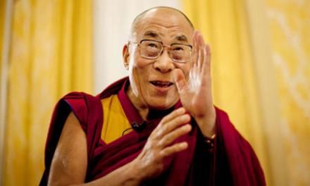 Hello Dalai!