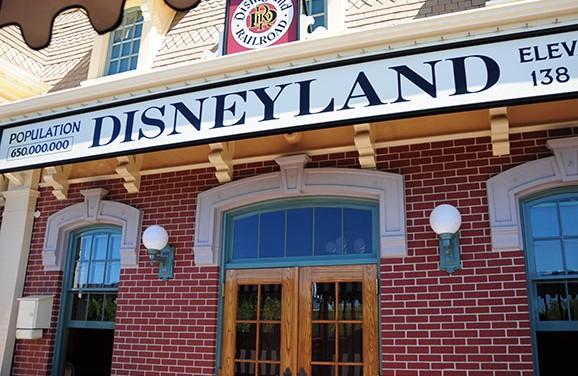 Workin' The Disney Magic