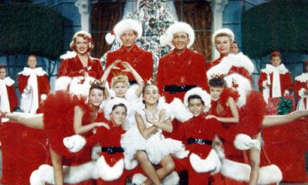 A Really, Really White Christmas